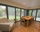 Hallmark-Aluminium-Orangery with bifold doors_internal