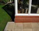 Bemrose_White_external_painted_Oak_Conservatory_on_Listed_Building__10_-1097
