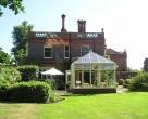Bemrose_White_external_painted_Oak_Conservatory_on_Listed_Building__2_-1099