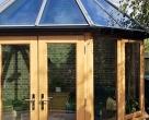luxury oak conservatory  kent