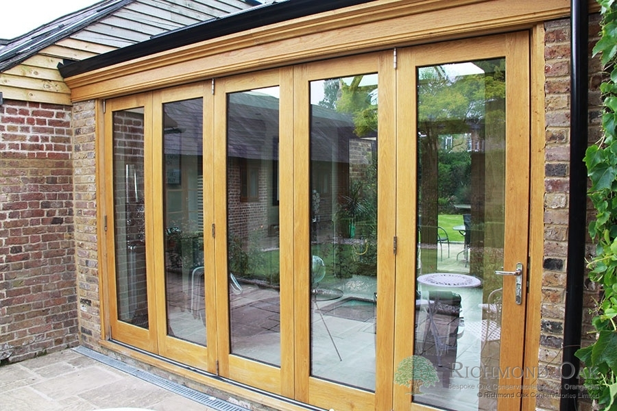 Kendrick conservatory photos for Conservatory sliding doors