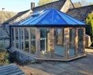 luxury hardwood conservatory Cheltenham