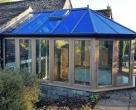 luxury timber conservatory Cheltenham
