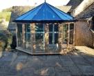 luxury wooden conservatory Cheltenham