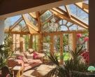 wooden edwardian conservatory surrey
