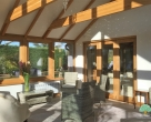 bespoke seasoned oak garden rooms Northamptonshire