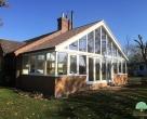 bespoke wood garden rooms Northamptonshire