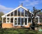 bespoke wooden garden rooms Northamptonshire