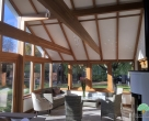 custom hardwood garden rooms Northamptonshire