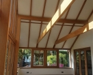 hardwood garden rooms Northamptonshire