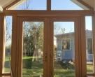 luxury timber garden rooms Northamptonshire