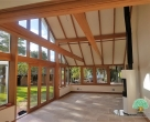 sapele garden rooms Northamptonshire