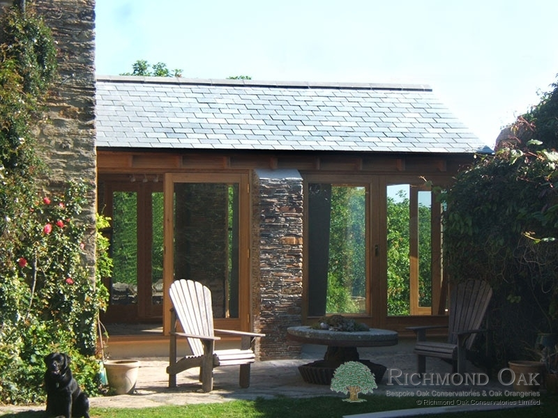 Welch conservatory photos for Oak garden rooms