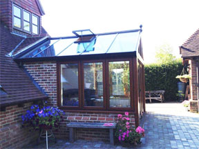 Traditional Conservatory Project: Bradley, Maresfield, East Sussex