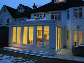Traditional Orangeries Patel