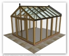 160326_Austin_v2_Oak Contemporary Gable_3D RH