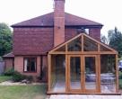 Austin-Contemporary-Oak-Conservatory-During-Construction-Farnham-Hampshire (15)