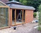 Jakobsen-Ringwood-New-Forest-National-Park-Seasoned-Oak-Orangery_During-Construction-6