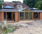 Jakobsen-Ringwood-New-Forest-National-Park-Seasoned-Oak-Orangery_During-Construction-8