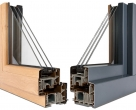 Hallmark-Aluminium-PVC composite frames_triple glazed