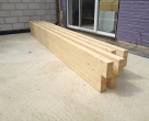 130710_Baird_Oak-Orangery_under-construction_Glulam-Beams