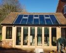 luxury oak garden rooms listed property kent