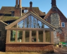 luxury wooden garden rooms listed property kent