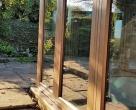 sapele conservatory Cheltenham