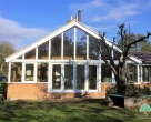 bespoke wooden garden rooms Northamptonshire