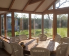 custom oak garden rooms Northamptonshire