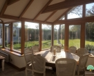 custom wooden garden rooms Northamptonshire