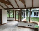 wood garden rooms Northamptonshire