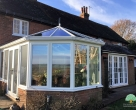 bespoke oak conservatory sussex