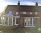 bespoke timber conservatory sussex