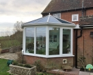 bespoke wood conservatory sussex