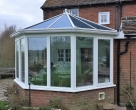custom hardwood conservatory sussex