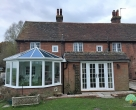 custom oak conservatory sussex