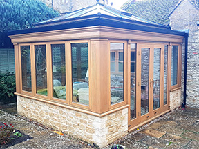 Chant Somerset - Traditional Orangery